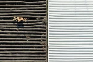 Difference in air filters